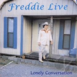 live, freddie - Lonely Conversation CD Cover Art