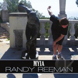 Reeman, Randy - Myia CD Cover Art