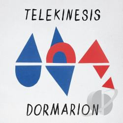 Telekinesis! - Dormarion CD Cover Art