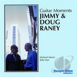 Raney, Jimmy - Guitar Moments CD Cover Art