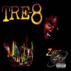 Tre-8 - 2 Hot 4 TV CD Cover Art