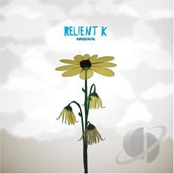 Relient K - MMHMM CD Cover Art