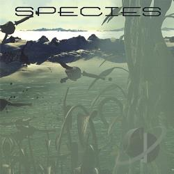 Wave World - Species CD Cover Art