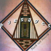Mark van Mourik - Passages CD Cover Art