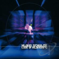 Schulze, Klaus - Live at Klangart CD Cover Art