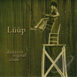 Luup - Distress Signal Code CD Cover Art