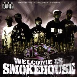 Love City Players - Welcome To The Smokehouse CD Cover Art