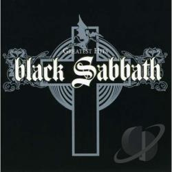 Black Sabbath - Greatest Hits CD Cover Art