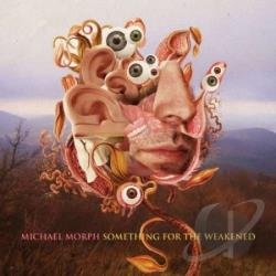 Morph, Michael - Something For The Weekend CD Cover Art