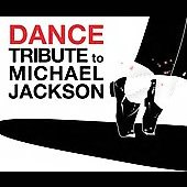 Dance Tribute To Michael Jackson CD Cover Art