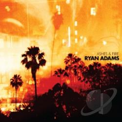 Adams, Ryan - Ashes & Fire LP Cover Art