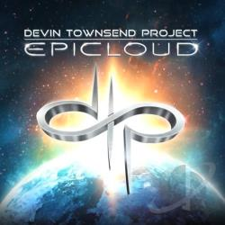 Townsend, Devin / Townsend, Devin Project - Epicloud CD Cover Art