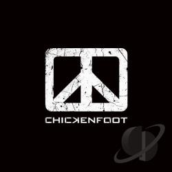 Chickenfoot - Chicken Foot CD Cover Art
