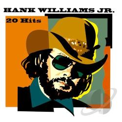 Williams, Hank, Jr. - 20 Hits Special Collection, Vol. 1 CD Cover Art