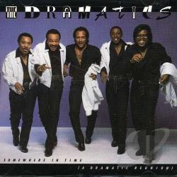Dramatics - Somewhere in Time CD Cover Art