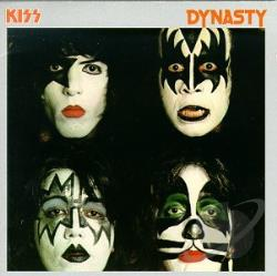 Kiss - Dynasty CD Cover Art