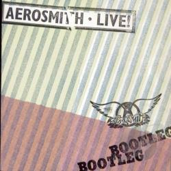 Aerosmith - Live Bootleg CD Cover Art