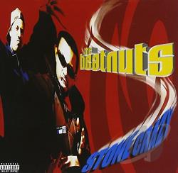 Beatnuts - Stone Crazy CD Cover Art