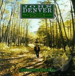 Denver, John - Country Roads Collection CD Cover Art