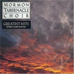 Mormon Tabernacle Choir - Greatest Hits CD Cover Art