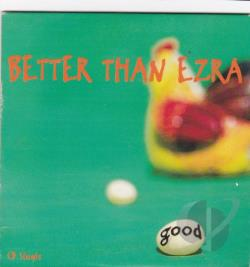 Better Than Ezra - Good CD Cover Art