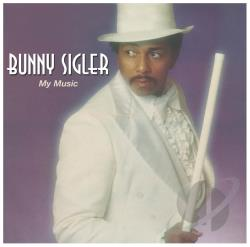 Sigler, Bunny - My Music CD Cover Art