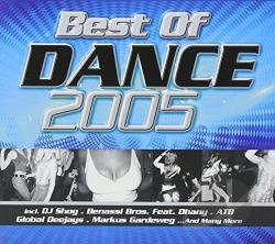 Best of Dance 2005 CD Cover Art