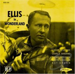 Ellis, Herb - Ellis in Wonderland CD Cover Art