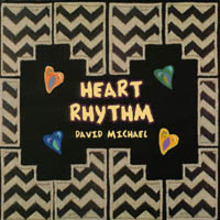 Michael, David - Heart Rhythm CD Cover Art