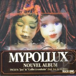 Mypollux - Contraires CD Cover Art