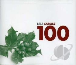 100 Best Carols - 100 Best Carols CD Cover Art