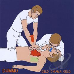 Dummo - Gelo Chiama Gelo CD Cover Art