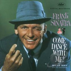 Sinatra, Frank - Come Dance with Me! LP Cover Art