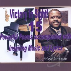 Ervin, Christopher - Victory In Sight CD Cover Art