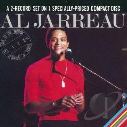 Jarreau, Al - Look to the Rainbow CD Cover Art