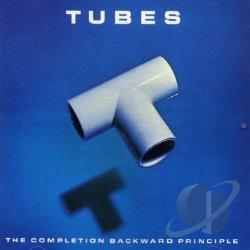 Tubes - Completion Backward Principle CD Cover Art