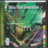 Ibiza Club Convention V.1 CD Cover Art