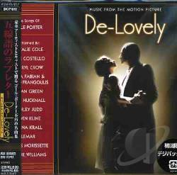 De-Lovely CD Cover Art