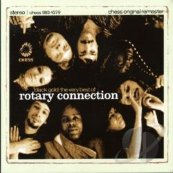 Rotary Connection - Black Gold: The Best of Rotary Connection CD Cover Art