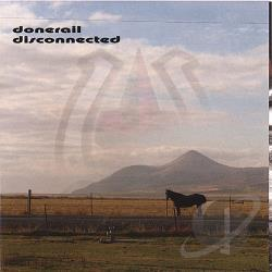 Donerail - Disconnected CD Cover Art