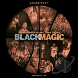 Black Magic: Music From The Dan Klores Film CD Cover Art