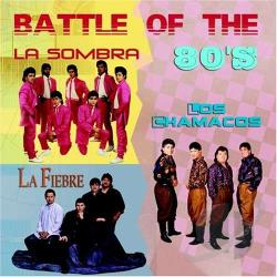 Battle of the 80's CD Cover Art