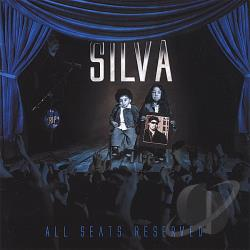 Silva - All Seats Reserved CD Cover Art