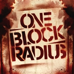 One Block Radius - One Block Radius CD Cover Art