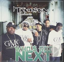 Twista / Various Artists - Who'$ Got Next CD Cover Art