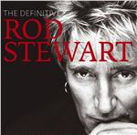 Stewart, Rod - Definitive Rod Stewart DB Cover Art