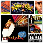 Crooked I - Hood Star CD Cover Art