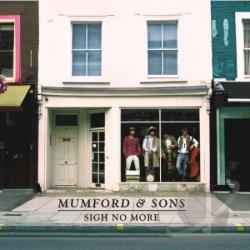 Mumford & Sons - Sigh No More LP Cover Art