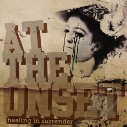 At the Onset - Healing In Surrender CD Cover Art