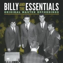 Billy & The Essentials - Original Master Recordings CD Cover Art